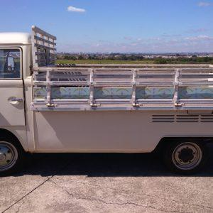 VW Pick up Bus T1 1975 #K19.298