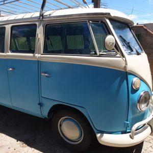 VW Bus T1 1974 #K19.304