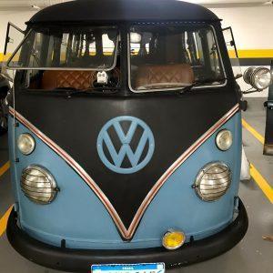 VW Bus T1 1969 #K19.303