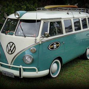 VW Bus T1 1974 #K19.302