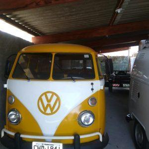 VW Bus T1 1973 #K19.309