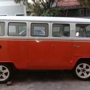 VW Bus T2 1996 #K19.310