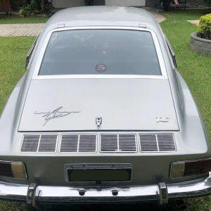 VW Karmann Ghia 1976 #KG20.007