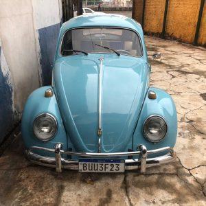 VW Beetle 1963 #F20.088