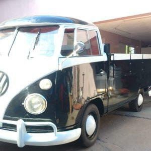 VW Pick up Bus T1 1972 #K20.379