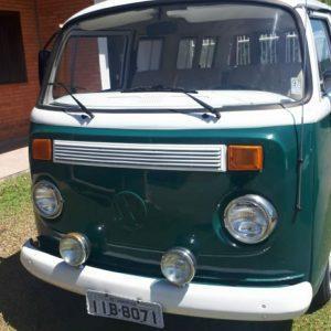 VW Bus T2 1983 #K20.369