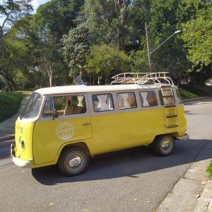 VW Bus T2 1983 #K20.363
