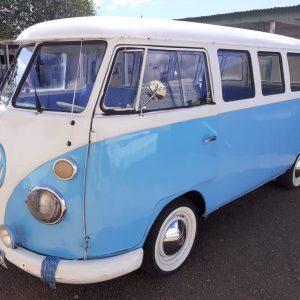 VW Bus T1 1972 #K20.367
