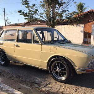 VW Brasilia 1974 #B20.015