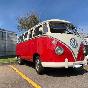 VW Bus T1 1974 #K20.400