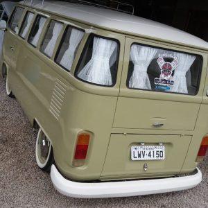 VW Bus T2 1994 #K20.392