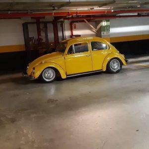 VW Beetle 1975 #F20.094
