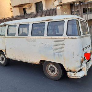 VW Bus T1 1973 #K20.397