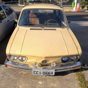 VW Brasilia 1979 #B20.018