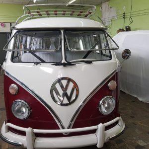 VW Bus T1 1971 #K20.428