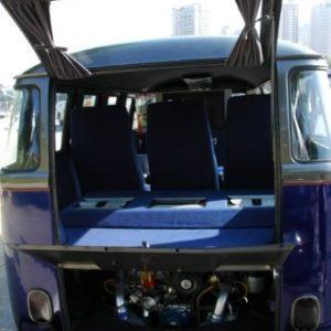 VW Bus T1 1972 #K20.412