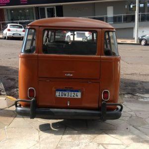 VW Bus T1 1973 #K20.421
