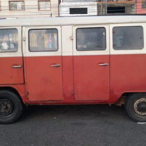 VW Bus T2 1977 #K20.413