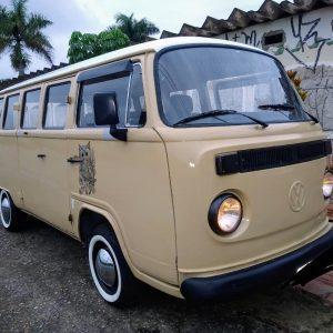 VW Bus T2 1987 #K20.411