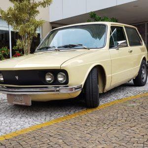 VW Brasilia 1975 #B20.016