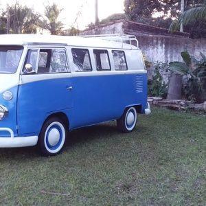 VW Bus T1 1974 #K20.429