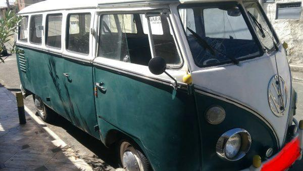 VW Bus T1 1964 #K20.453