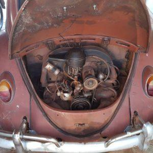 VW Beetle 1969 #F20.100