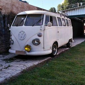 VW Bus T1 1975 #K20.459