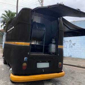 VW Bus T1 1975 Food Truck #K20.487
