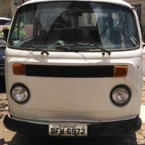 VW Bus T2 1994 #K20.485