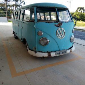 VW Bus T1 1972 #K20.508