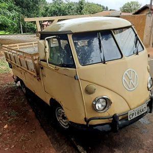VW Pick up Bus T1 1974 #K20.516