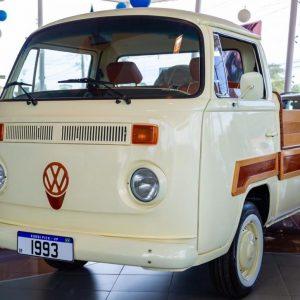 VW Pick up Bus T2 1993 #K20.497