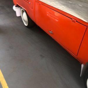 VW Pick up Bus T1 1970 #K20.500