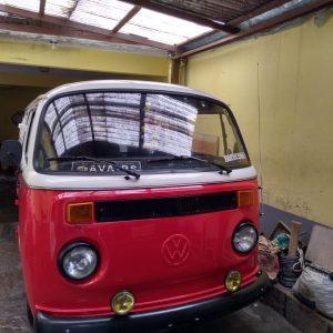 VW Bus T2 1987 #K21.522