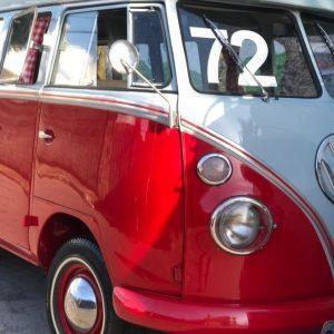 VW Bus T1 1972 #K21.546