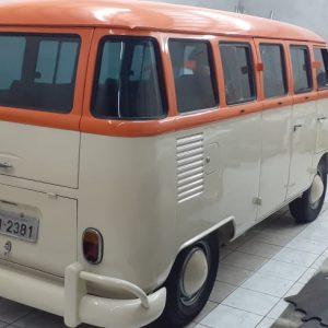 VW Bus T1 1974 #K21.543
