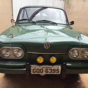 VW 1600 1969 #VW20.003