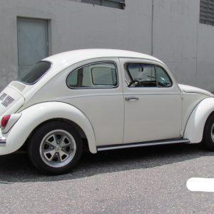 VW Beetle 1973 #F21.123
