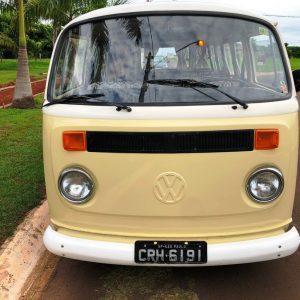 VW Camper Bus T2 1980 #K21.556