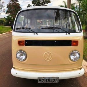 VW Camper Bus T2 1987 #K21.557