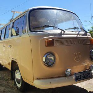 VW Bus T2 1980 #K21.568