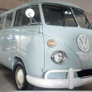 VW Bus T1 1969 #K21.574
