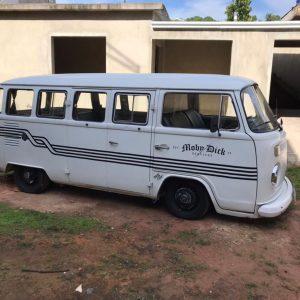 VW Bus T2 1997 #K21.570