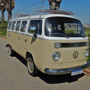 VW Bus T2 1986 #K21.561