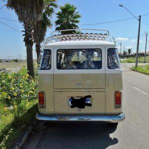 VW Bus T2 1986 #K21.606