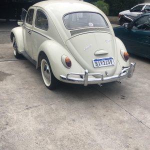VW Beetle 1968 #F21.152
