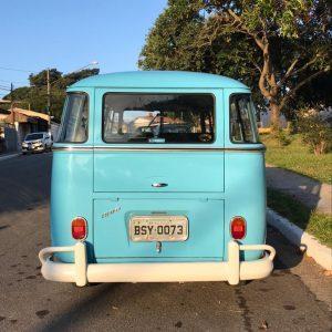 VW Bus T1 1974 #K21.617