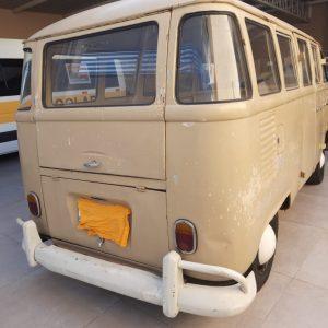 VW Bus T1 1974 #K21.584