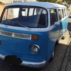 VW Bus T2 1975 #K21.586